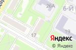Схема проезда до компании МЕТАКОН-НН в Дзержинске