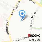 Дифлекс на карте Дзержинска