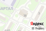 Схема проезда до компании Malina в Дзержинске