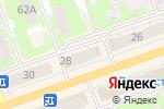 Схема проезда до компании Ростелеком в Дзержинске