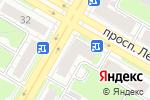 Схема проезда до компании Вальс Цветов в Дзержинске