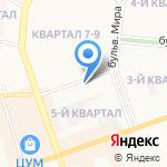 Ярмарка дверей на карте Дзержинска