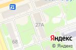 Схема проезда до компании Гранд обувь в Дзержинске
