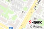 Схема проезда до компании RoutExpress в Дзержинске