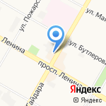 Mила на карте Дзержинска