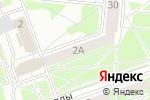 Схема проезда до компании Гаff в Дзержинске