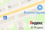 Схема проезда до компании Саквояж плюс в Дзержинске