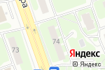 Схема проезда до компании Инженерно-экологическая служба в Дзержинске