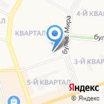 Chernila-Optom на карте Дзержинска