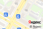 Схема проезда до компании Сладкий сервис в Дзержинске