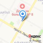 Торгово-производственная компания на карте Дзержинска