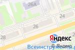 Схема проезда до компании Status в Дзержинске