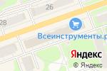 Схема проезда до компании А5 в Дзержинске