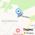 Городская библиотека им. З. Космодемьянской на карте Дзержинска