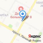 Нижегородская мемориальная компания на карте Дзержинска