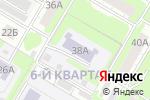 Схема проезда до компании Детский сад №117 в Дзержинске