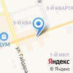 Vitrina на карте Дзержинска
