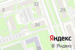 Схема проезда до компании Валуер плюс в Дзержинске