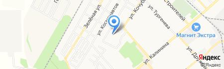 Xstream на карте Георгиевска