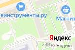 Схема проезда до компании Ремиком в Дзержинске