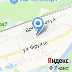 М-Версия на карте Дзержинска