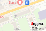 Схема проезда до компании Адвокатский кабинет №382 в Дзержинске