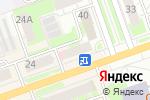 Схема проезда до компании Читайна в Дзержинске