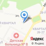 ФКФ Ренцель РУС на карте Дзержинска