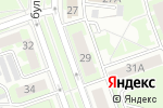 Схема проезда до компании Нотариус Семина О.А. в Дзержинске