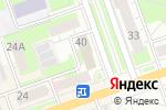 Схема проезда до компании Юлианна в Дзержинске