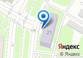 Дзержинский политехнический институт на карте