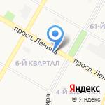 Руслогистика на карте Дзержинска