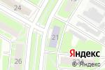 Схема проезда до компании Дзержинский политехнический институт в Дзержинске