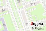 Схема проезда до компании Данила Мастер в Дзержинске