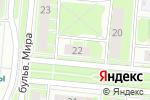 Схема проезда до компании Магазин №28 в Дзержинске