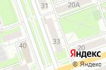 Схема проезда до компании Пивной гурман в Дзержинске