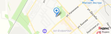 Георгиевский колледж на карте Георгиевска
