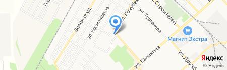 Кадастровый инженер Цатуров М.Н. на карте Георгиевска