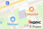 Схема проезда до компании СТАРТ в Дзержинске