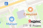 Схема проезда до компании Фотоклуб в Дзержинске
