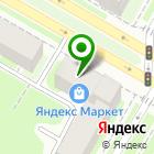 Местоположение компании Лапочка