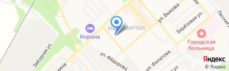 Виктория на карте Георгиевска