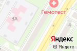 Схема проезда до компании MotoTool в Дзержинске