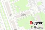 Схема проезда до компании Магазин распродаж в Дзержинске