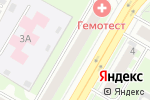 Схема проезда до компании Авто Паскер в Дзержинске