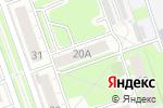 Схема проезда до компании ПромСтрой в Дзержинске