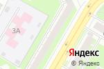 Схема проезда до компании Магазин табачной продукции в Дзержинске