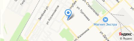Нотариус Ковтунова Л.И. на карте Георгиевска