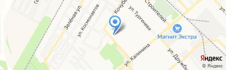 Центральная юношеская библиотека на карте Георгиевска