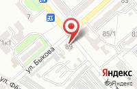 Схема проезда до компании Resto-bar Praga в Георгиевске